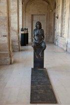 L'Indienne (Avec Hélène C.) - Abbaye aux Dames - Caen