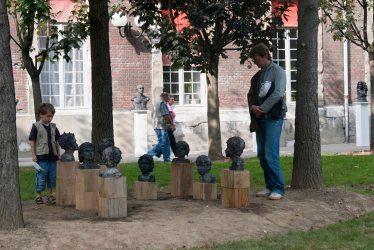 Fils de... - 2007 - Jardins du CHU de Rouen